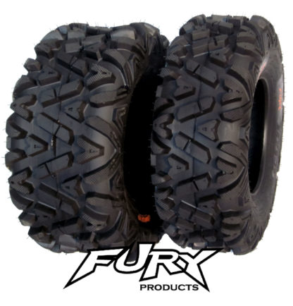Fury Crawler HD ATV Tyre